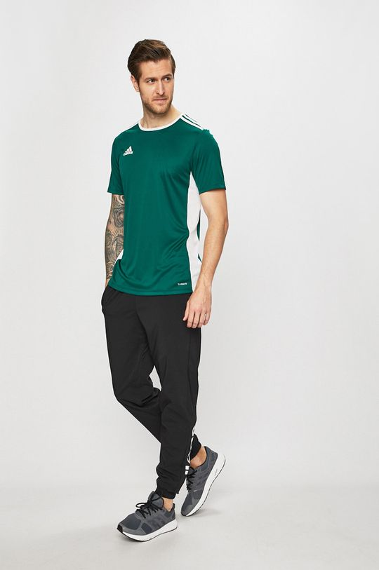 adidas Performance - Tričko zelená