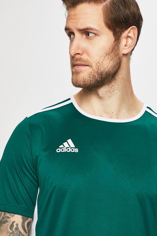 zelená adidas Performance - Tričko