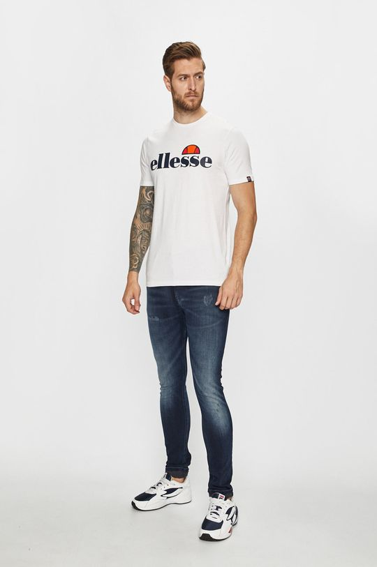 Ellesse - Pánske tričko biela