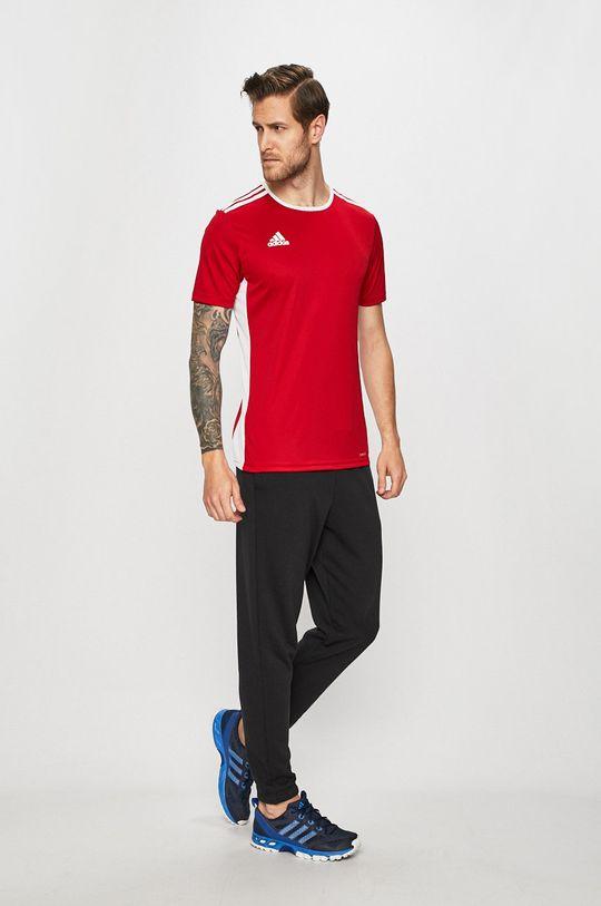 adidas Performance - Tričko červená