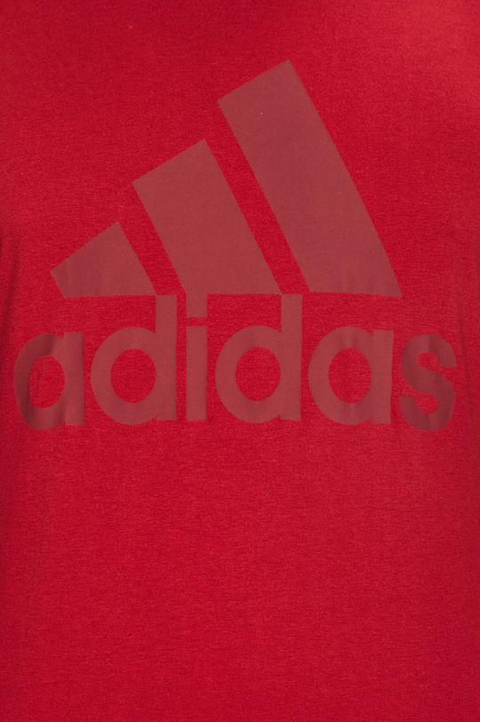 červená adidas Performance - Tričko