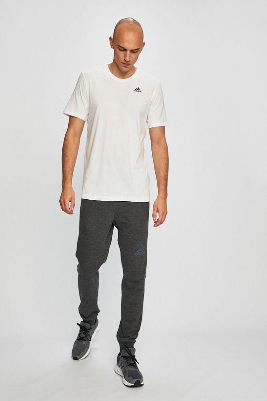 adidas Performance - T-shirt fehér
