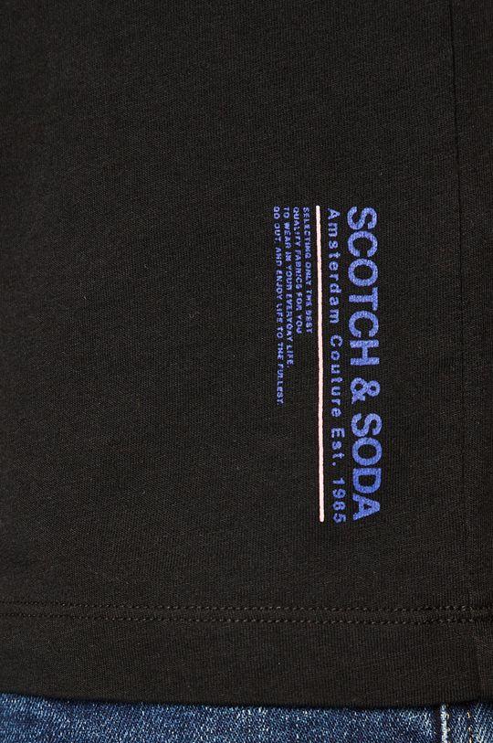 Scotch & Soda - Pánske tričko Pánsky