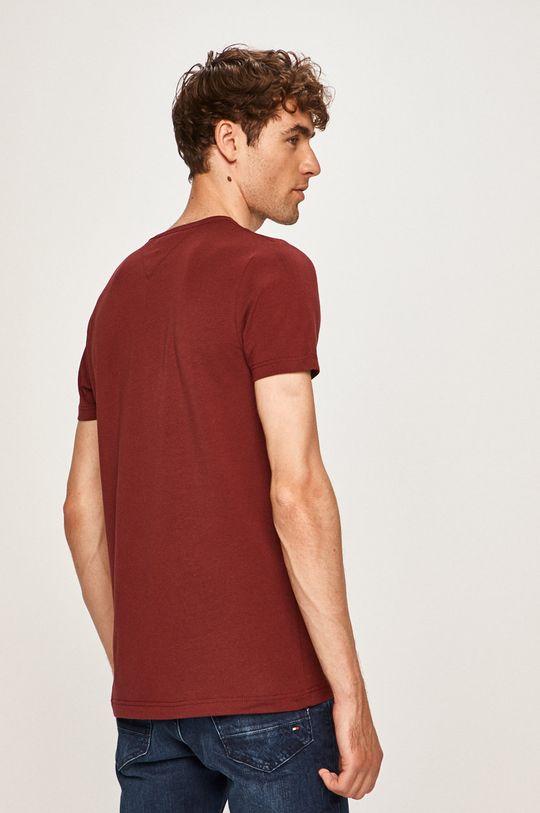 Tommy Hilfiger - Pánske tričko <p>  96% Bavlna, 4% Elastan</p>