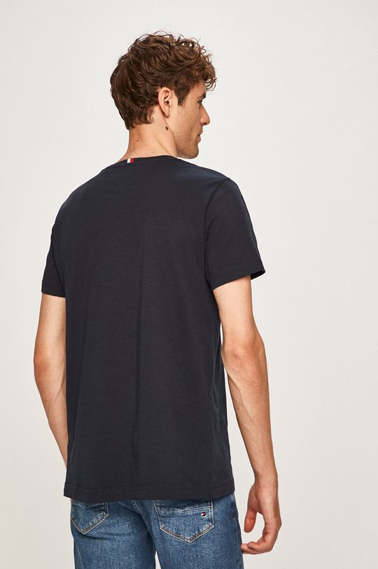 Tommy Hilfiger - Pánske tričko  100% Bavlna