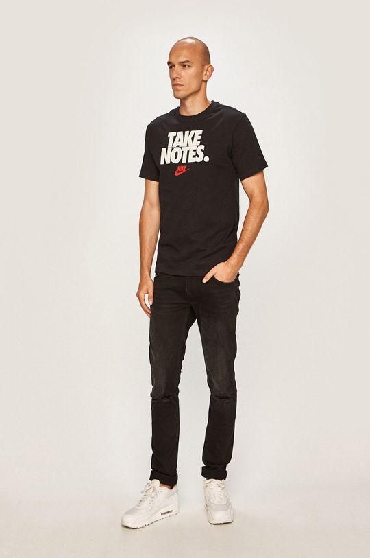 Nike Sportswear - Tričko černá
