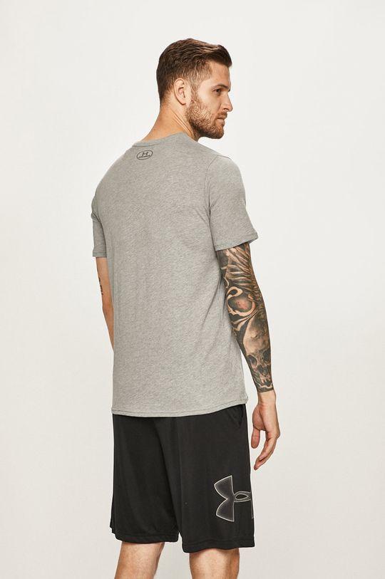 Under Armour - Pánske tričko  60% Bavlna, 40% Polyester