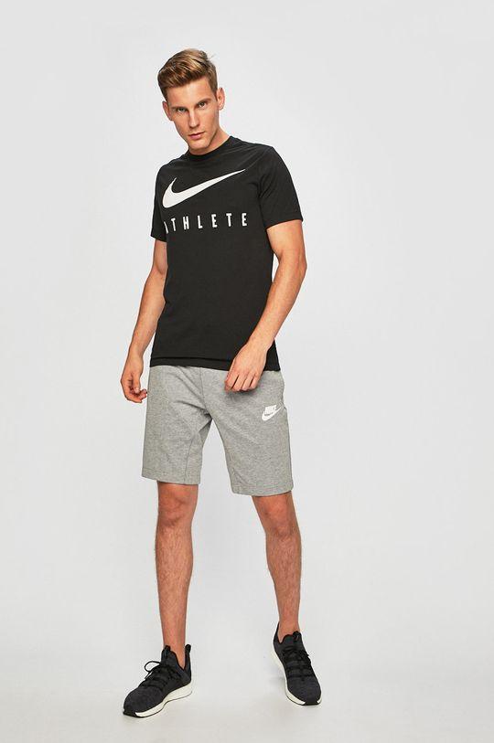 Nike - Tričko černá
