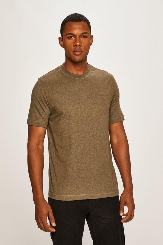verde Calvin Klein Jeans - Tricou De bărbați