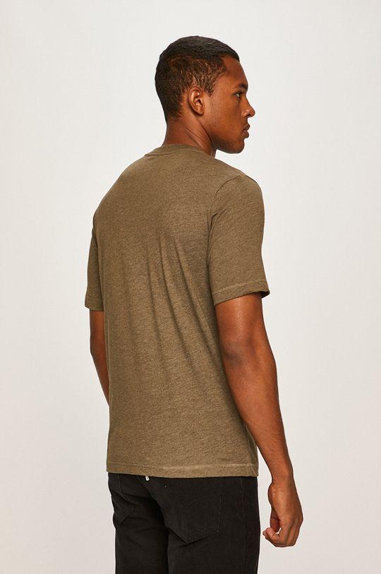 Calvin Klein Jeans - Tricou 50% Bumbac, 50% Poliester