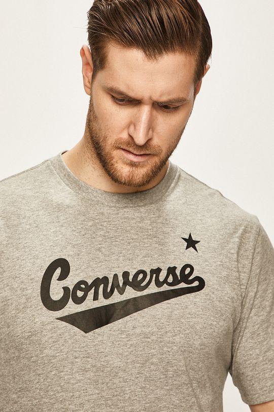 šedá Converse - Tričko