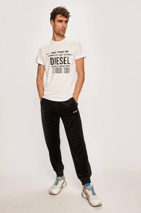 Diesel - Tričko bílá