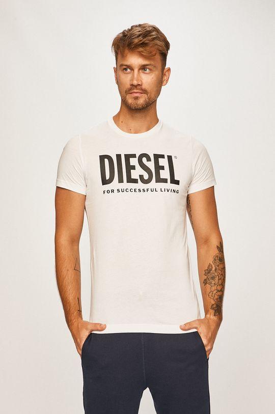 bílá Diesel - Tričko