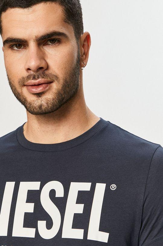 námořnická modř Diesel - Tričko