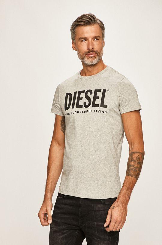 sivá Diesel - Pánske tričko