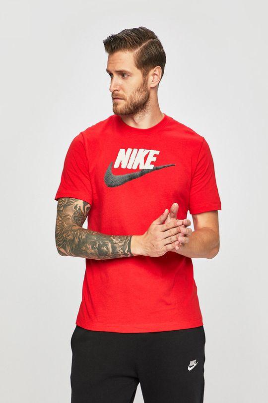 rosu Nike Sportswear - Tricou De bărbați