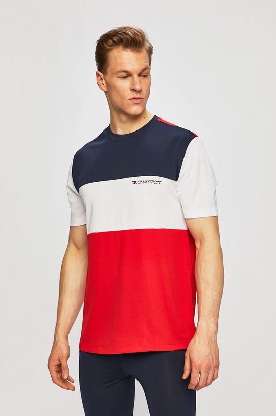 rosu Tommy Sport - Tricou De bărbați