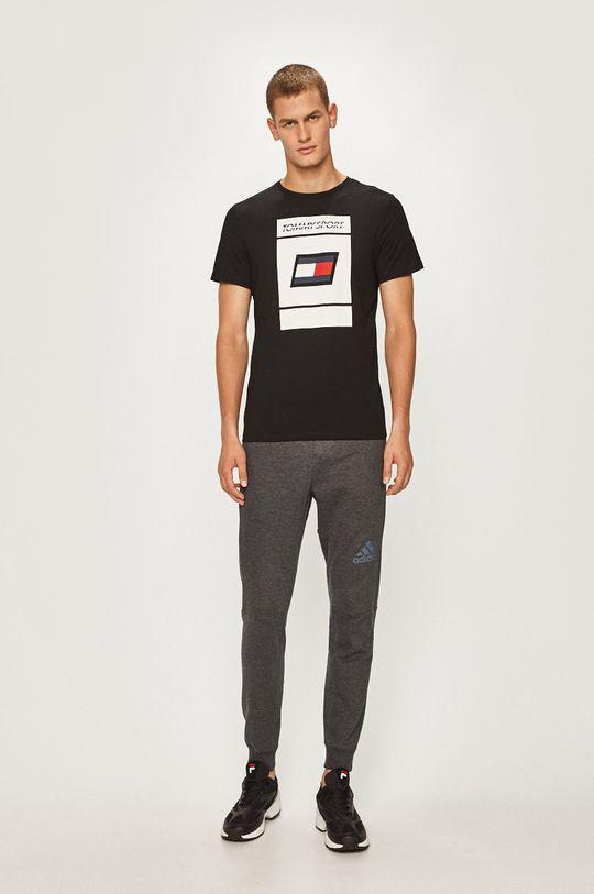 Tommy Sport - Tricou negru