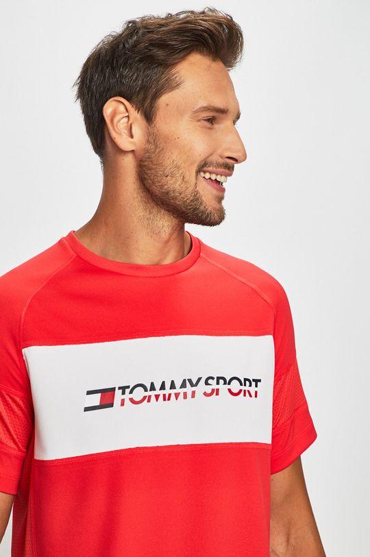 rosu Tommy Sport - Tricou