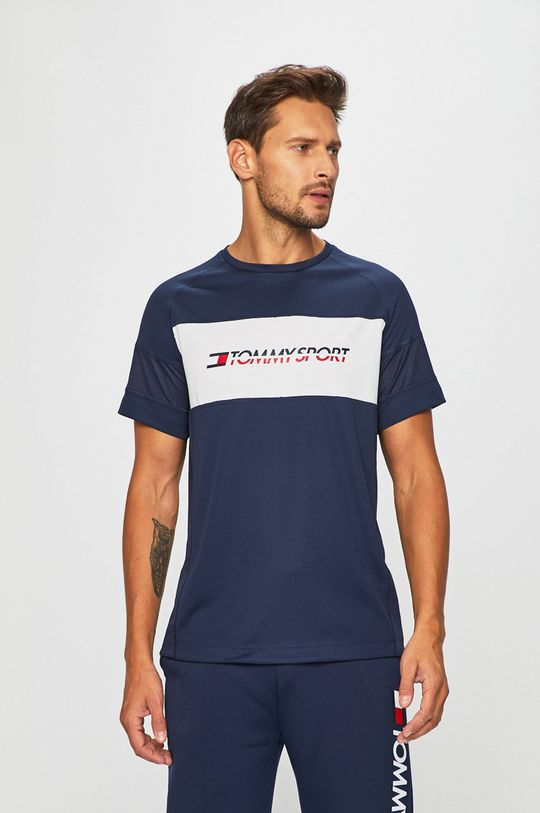 bleumarin Tommy Sport - Tricou De bărbați