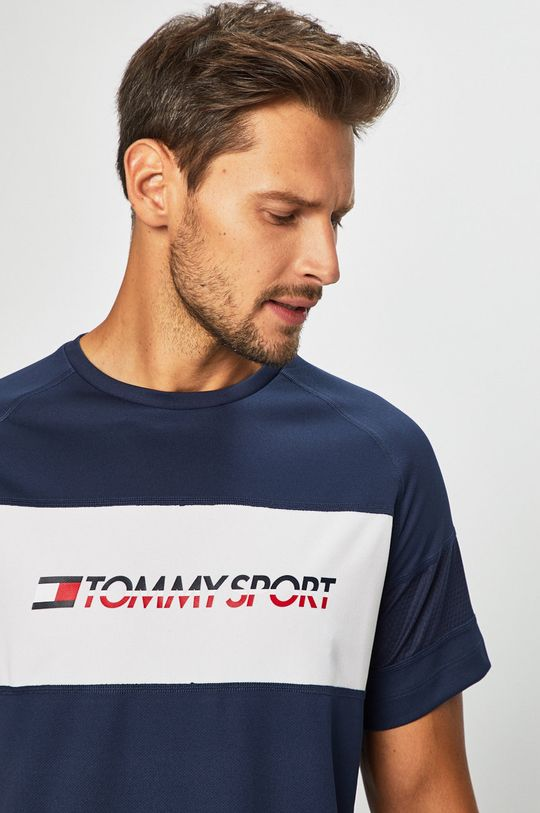 bleumarin Tommy Sport - Tricou