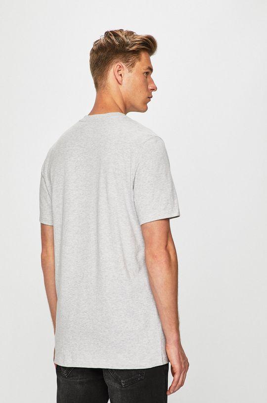 světle šedá adidas Originals - Tričko