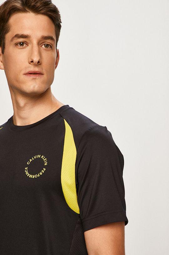 námořnická modř Calvin Klein Performance - Tričko