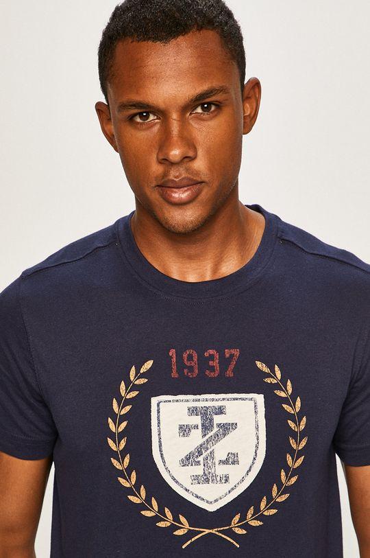 grafitová Izod - Pánske tričko
