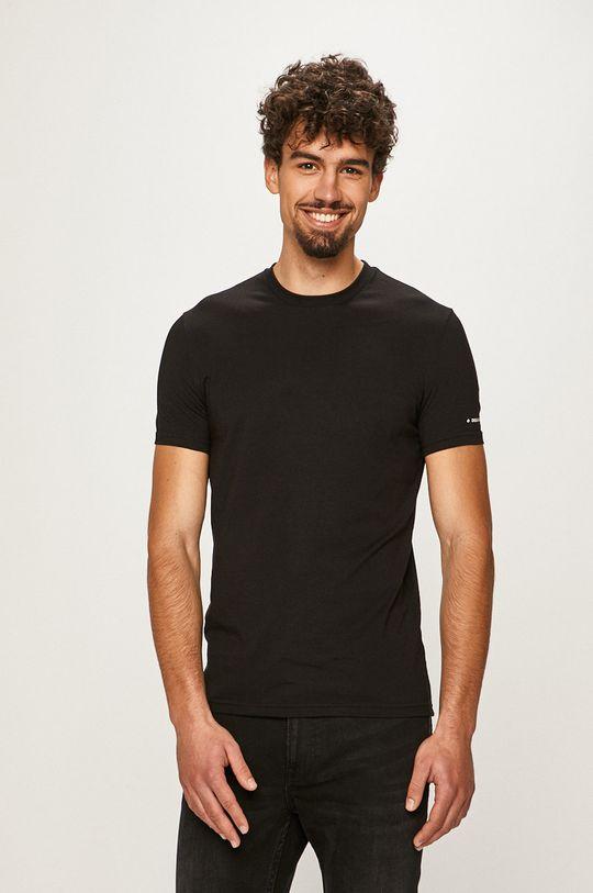 negru DSQUARED2 - Tricou De bărbați