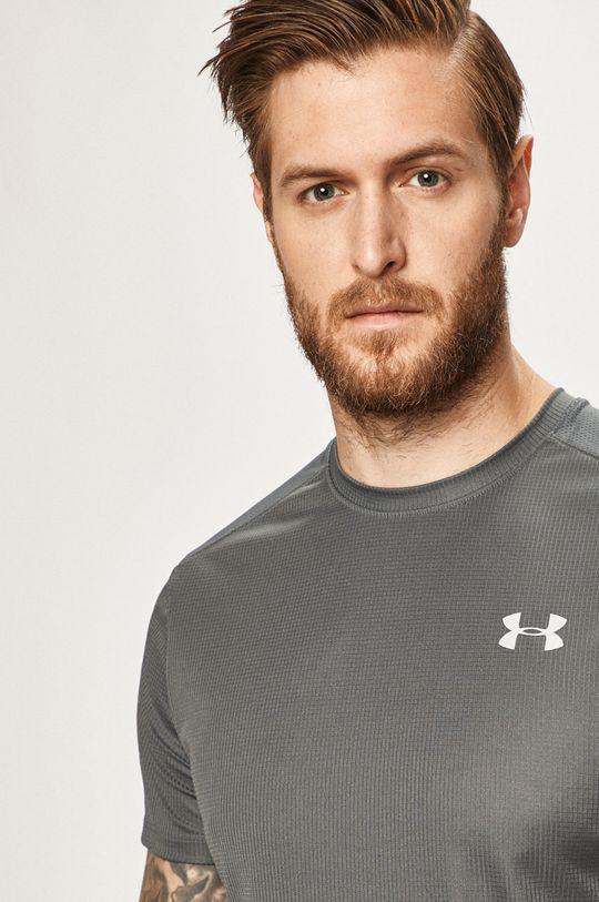 sivá Under Armour - Pánske tričko Pánsky