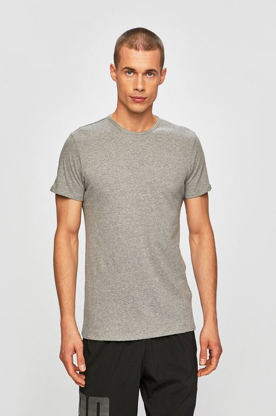 sivá Puma - Pánske tričko (2-pak) Pánsky