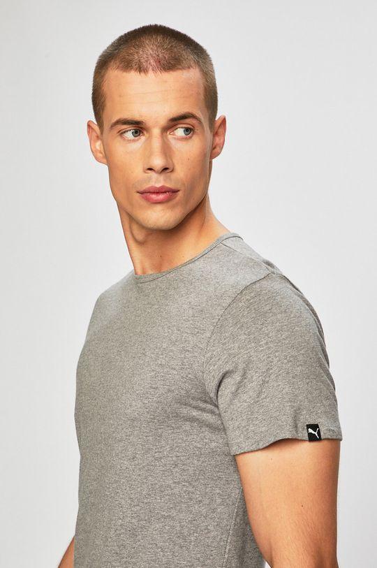 sivá Puma - Pánske tričko (2-pak)