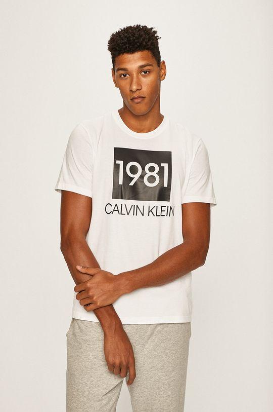 bílá Calvin Klein Underwear - Tričko Pánský