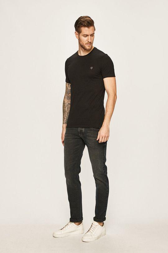 Marc O'Polo - Tričko černá