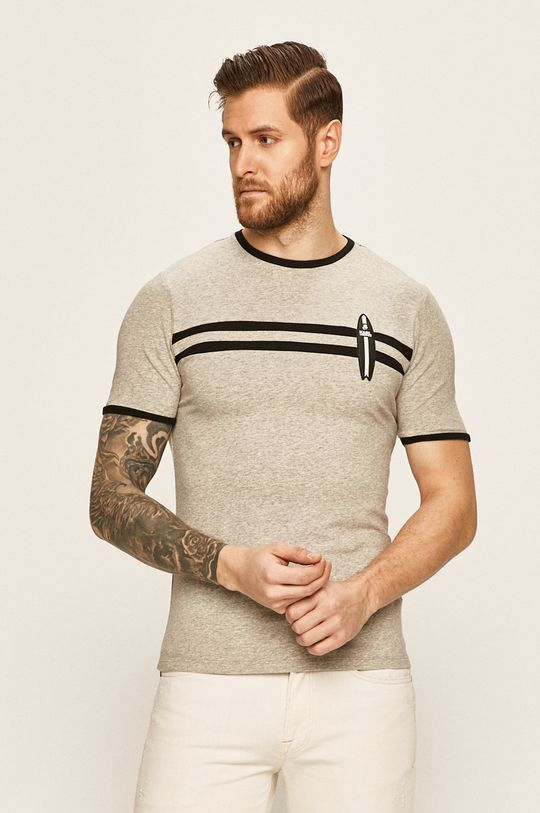 сив Karl Lagerfeld - Тениска Чоловічий