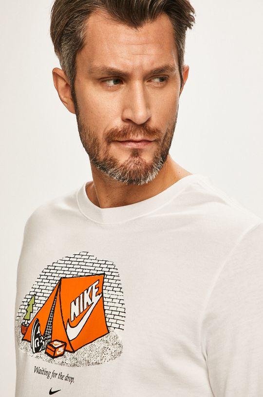 bílá Nike Sportswear - Tričko