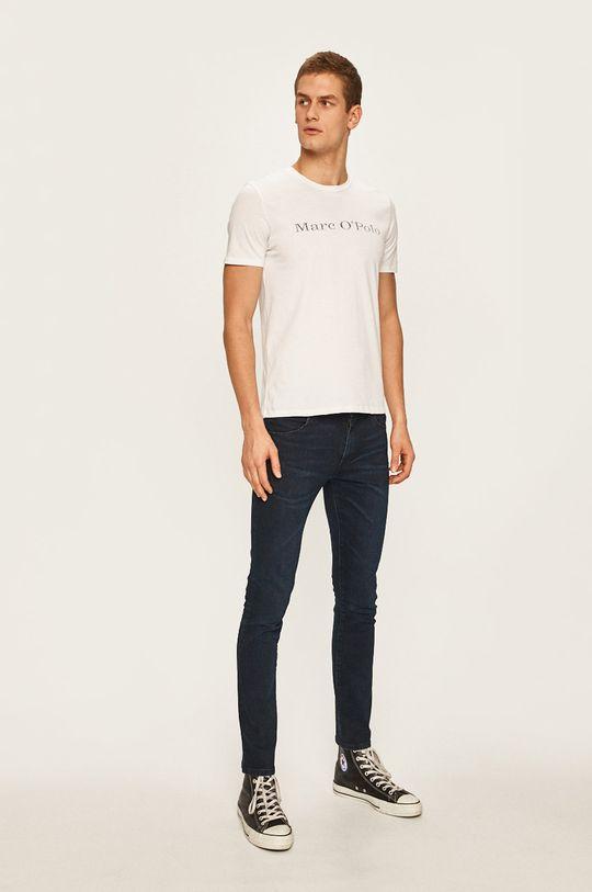 Marc O'Polo - T-shirt biały