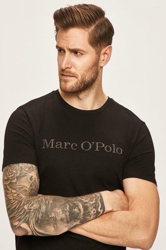 černá Marc O'Polo - Tričko Pánský