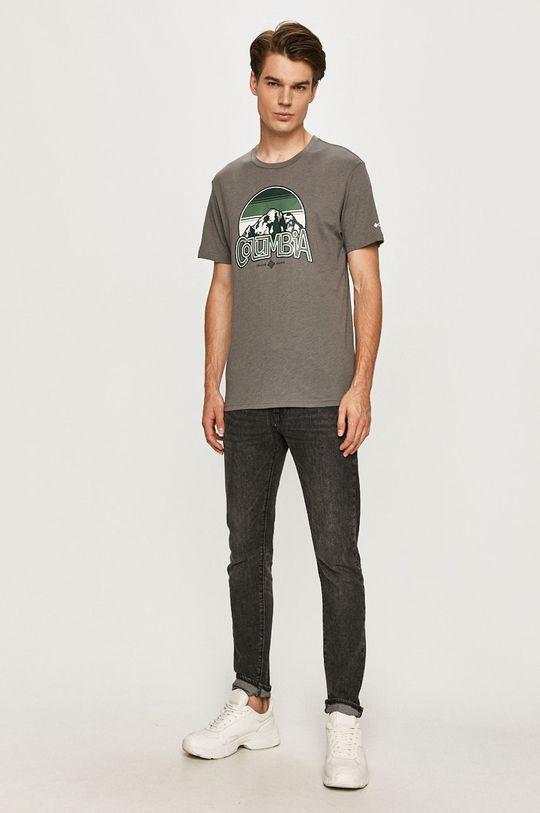 Columbia - Tričko sivá