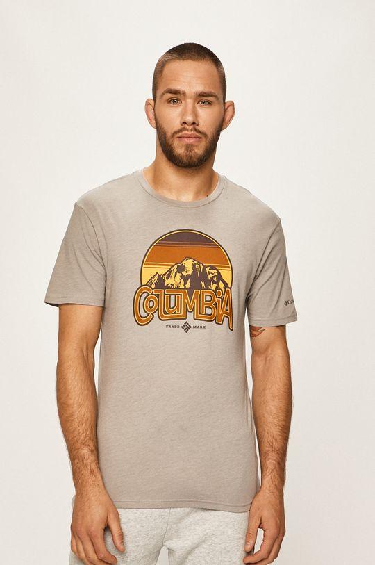 gri Columbia - Tricou De bărbați