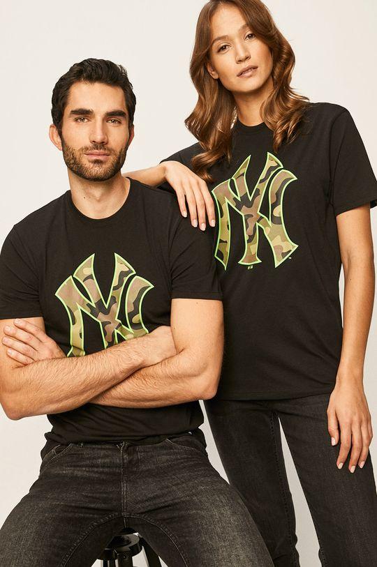 czarny 47brand - T-shirt Unisex