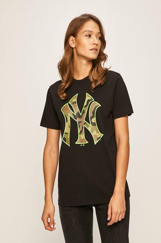 47brand - T-shirt czarny