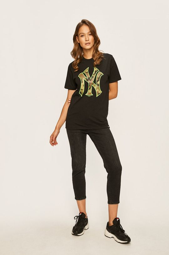 czarny 47brand - T-shirt