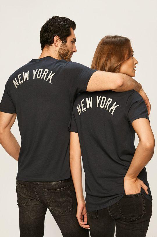 granatowy 47brand - T-shirt Unisex