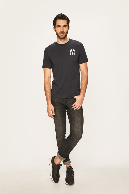 47brand - T-shirt 70 % Bawełna, 30 % Poliester