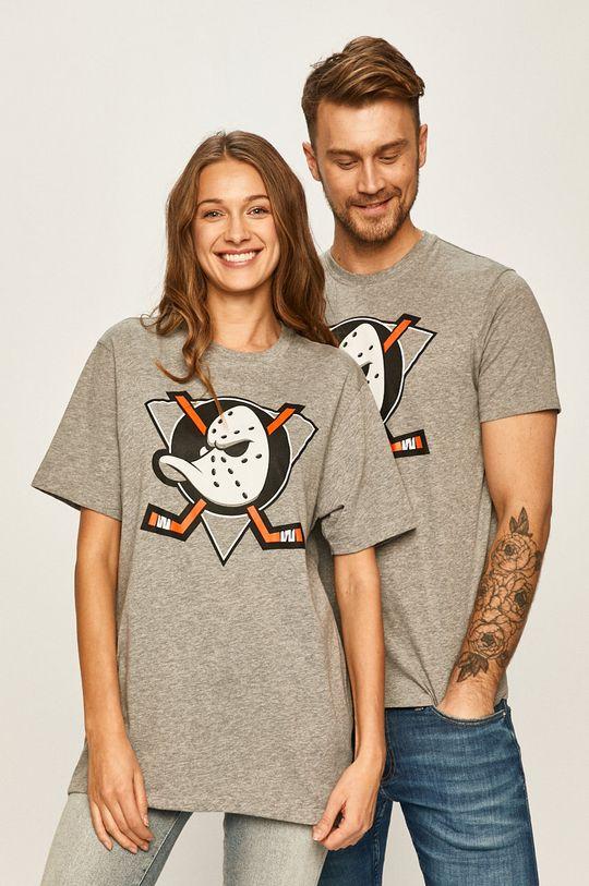 sivá 47brand - Pánske tričko Unisex