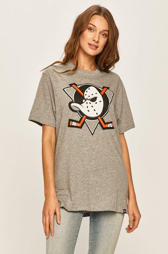 47brand - Pánske tričko  80% Bavlna, 20% Polyester