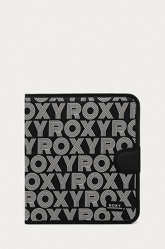 czarny Roxy - Organizer na dokumenty Damski