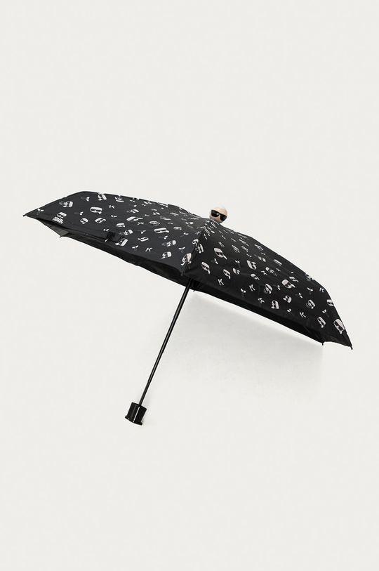 negru Karl Lagerfeld - Umbrela De femei