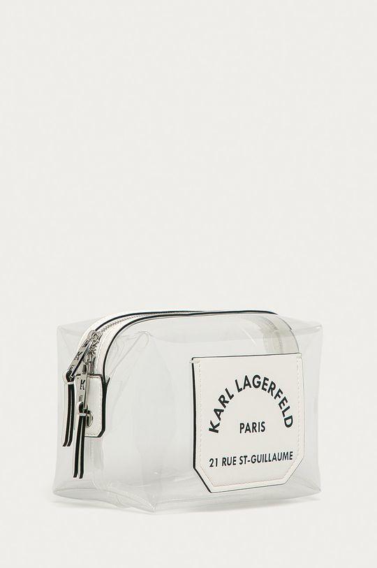 Karl Lagerfeld - Kozmetická taška  100% Polyuretán